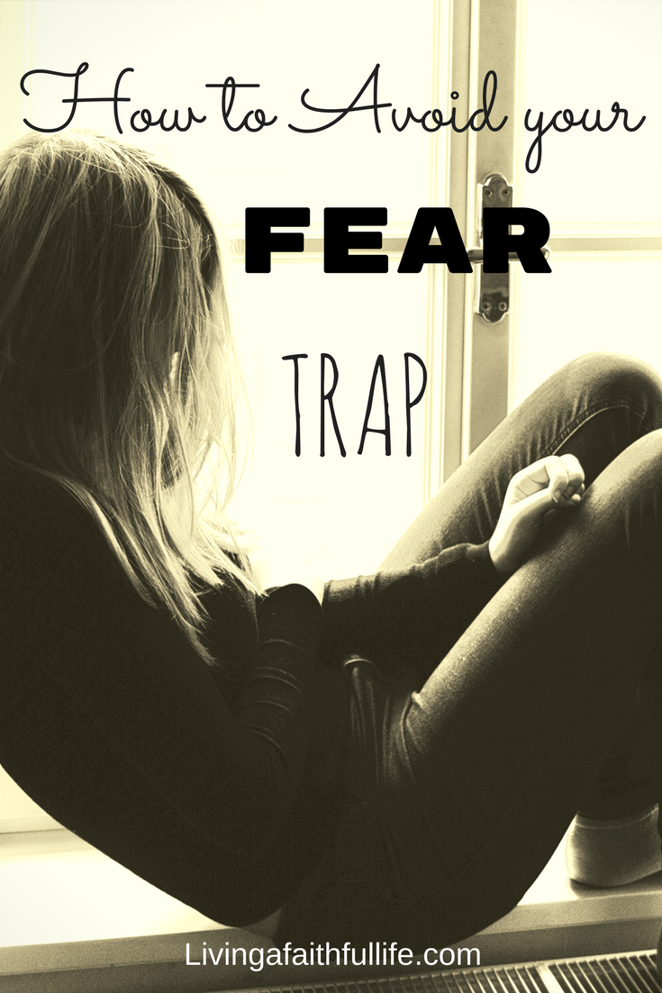 How can you stop fear from attacking your thoughts?