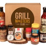 Your Grill Master's Club box comes with the best curated grilling and BBQ goods from all over the country. A certified BBQ judge selects award winning products that are essential for your cookouts.
