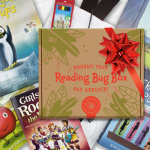 The reading bug box is perfectly personalized to every child's age, interests and reading level by the expert staff of our independent Children's Bookstore.